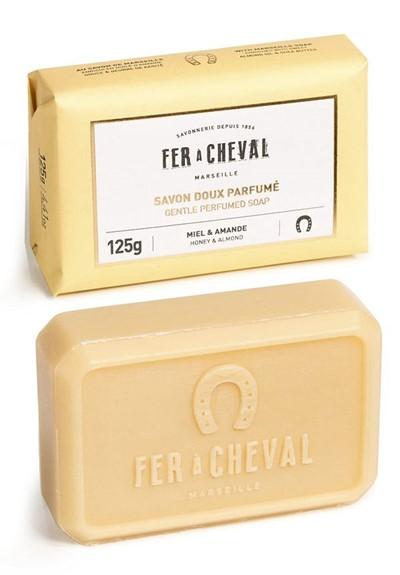 Bar soap - Honey Almond   by Fer a Cheval