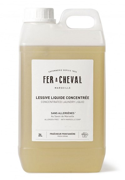 Liquid Laundry Soap Concentrated Laundry Soap  by Fer a Cheval