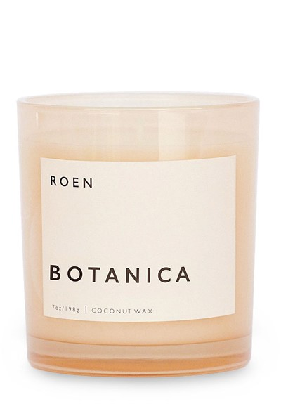 Botanica Scented Candle  by Roen Candles