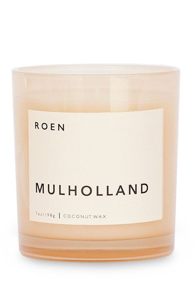 Mulholland Scented Candle  by Roen Candles