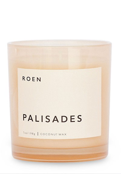 Palisades Scented Candle  by Roen Candles