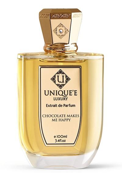 Chocolate Makes Me Happy Extrait de Parfum  by Unique'e Luxury