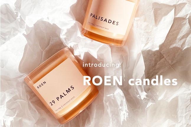 6 - brand/895/roen-candles