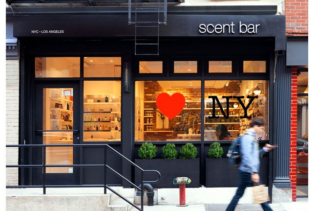 7 - Scent Bar NYC