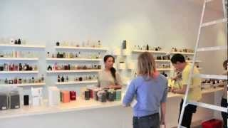 Scent Bar Move Day